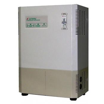 Однофазный стабилизатор напряжения Штиль R3000P 220В для дачи