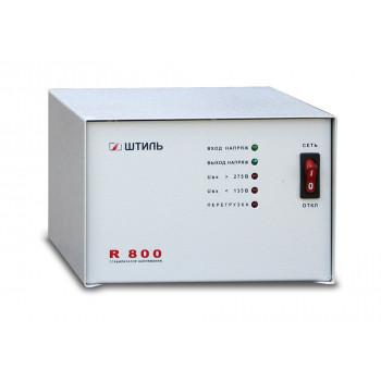 Однофазный стабилизатор напряжения Штиль R600 220В для дома, дачи